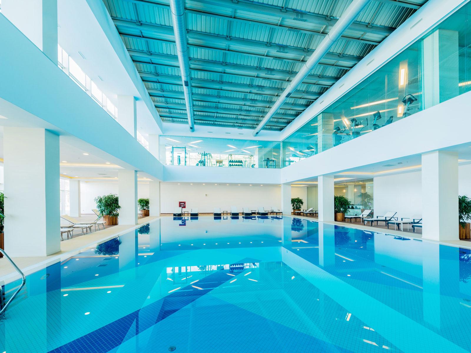 Swimming Pool Company Kuwait Pool Water Treatment